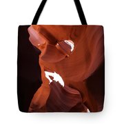 Narrow Canyon Xiv Tote Bag