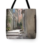 Narrow Lane - Arles Tote Bag
