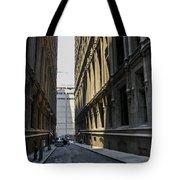 Narrow Manhattan Street Tote Bag