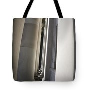 Narrow Passages Tote Bag