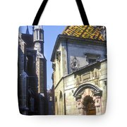 Narrow Passageway  Tote Bag