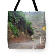 Narrow Road - North Maui Tote Bag