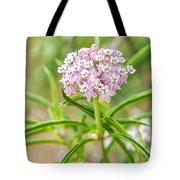 Narrowleaf Milkweed Tote Bag