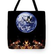 Nasa Company Picnic Tote Bag