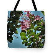 Nashville Flowers Tote Bag