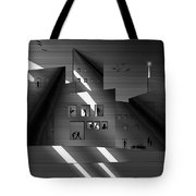 Nashville Music City Tote Bag