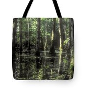 Natchez Trace Cypress Tote Bag