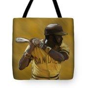 Nate Colbert  Tote Bag