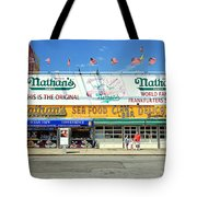 Nathan's Coney Island Tote Bag