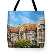 National Archives Of Hungary Tote Bag