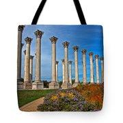 National Capitol Columns Tote Bag