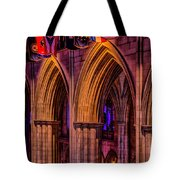 National Cathedral Arches Tote Bag