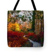 National Cathedral Path Tote Bag