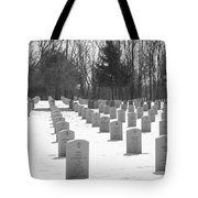 National Cemetery   # Tote Bag