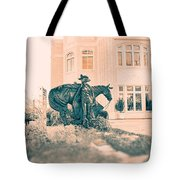 National Cowgirl Museum V2 Tote Bag