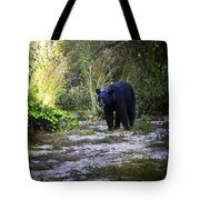 National Forest Bear Tote Bag