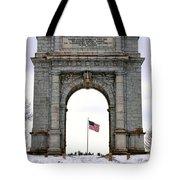 National Memorial Arch Tote Bag