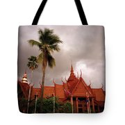 National Museum Of Cambodia Tote Bag