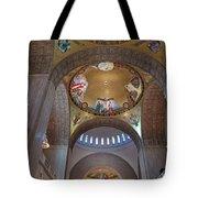 National Shrine Interior Tote Bag