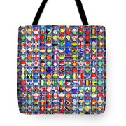 Nations United Tote Bag