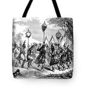 Native American Scalp Dance Tote Bag