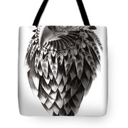 Native American Shaman Eagle Tote Bag