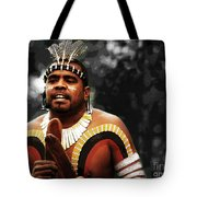 Native Australian Tote Bag
