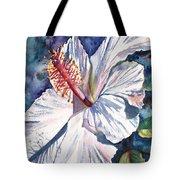Native Hawaiian Hibiscus Tote Bag