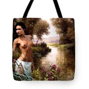 Native Land Tote Bag