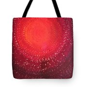 Native Sun Original Painting Tote Bag