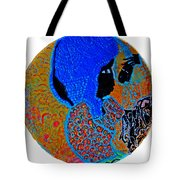 Nativity Of Jesus Tote Bag