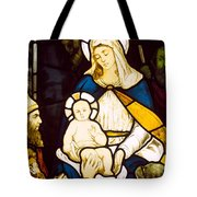 Nativity Tote Bag by Robert Anning Bell