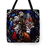 Nativity With Kings Tote Bag