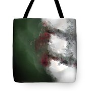 Natural Abstractions #5 The Crystal Dragonfly Tote Bag