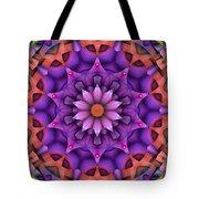Natural Attributes 15 Square Tote Bag