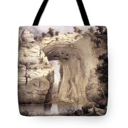 Natural Bridge, Rockbridge County Tote Bag