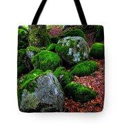 Natural Emeralds. Wicklow. Ireland Tote Bag
