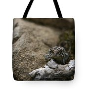 Natural Expression Of A Fowler Toad  Tote Bag