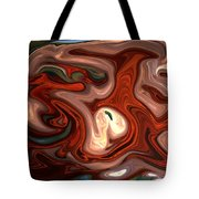 Natural Flow Tote Bag by Aidan Moran