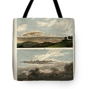 Natural History Of The Clouds Tote Bag