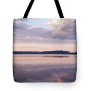Natural Mirror Tote Bag
