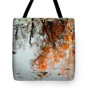 Natural Paint Daubs Tote Bag