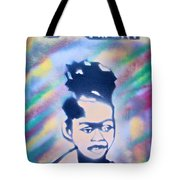 Natural Princess Tote Bag