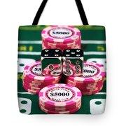 Natural Seven Tote Bag