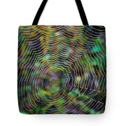Natural Stained Glass Tote Bag