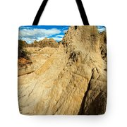 Natural Stone Pillar Tote Bag