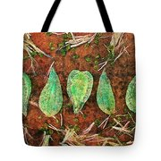 Nature Abstract 16 Tote Bag