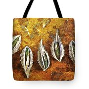 Nature Abstract 74 Tote Bag