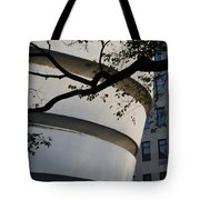 Nature And Architecture Tote Bag