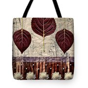 Nature Canvas - 01m4 Tote Bag